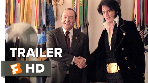 Elvis & Nixon Official Trailer #1