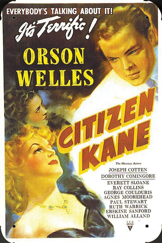 BBC: 'Citizen Kane' is beste Amerikaanse film ooit gemaakt