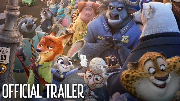 Zootopia trailer 2