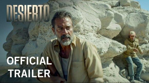 Desierto  Official Trailer