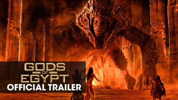Gods of Egypt - Official Trailer 2