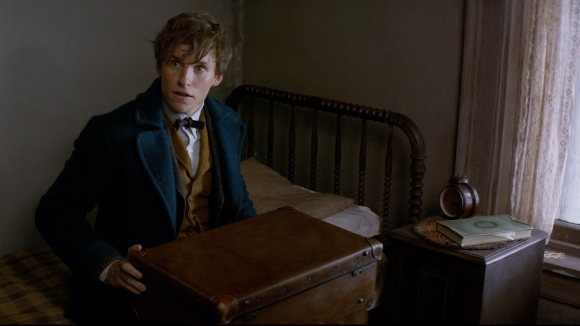 Fantastic Beasts and Where to Find Them announcement teaser