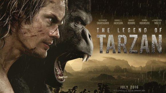 The Legend of Tarzan -Official teaser trailer