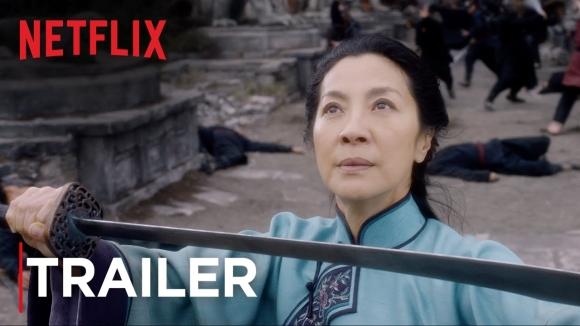 Crouching Tiger, Hidden Dragon: Sword of Destiny - Trailer - Netflix [HD]