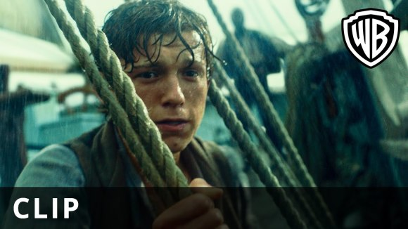 In the heart of the sea - Clip: Young Nickerson's Story