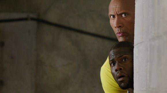 Central Intelligence - Teaser Trailer