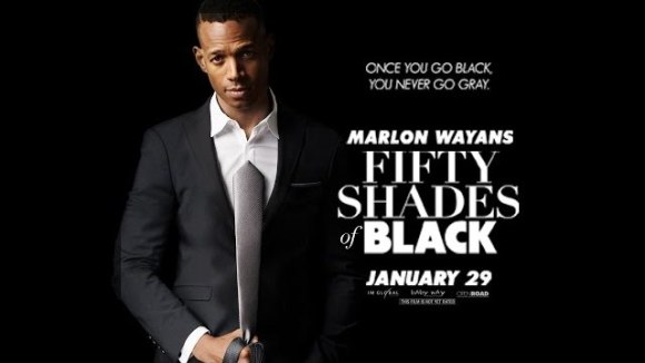 Fifty Shades of Black - Trailer