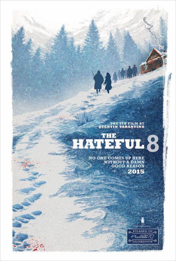 SDCC: 'The Hateful Eight' krijgt poster & score van Ennio Morricone