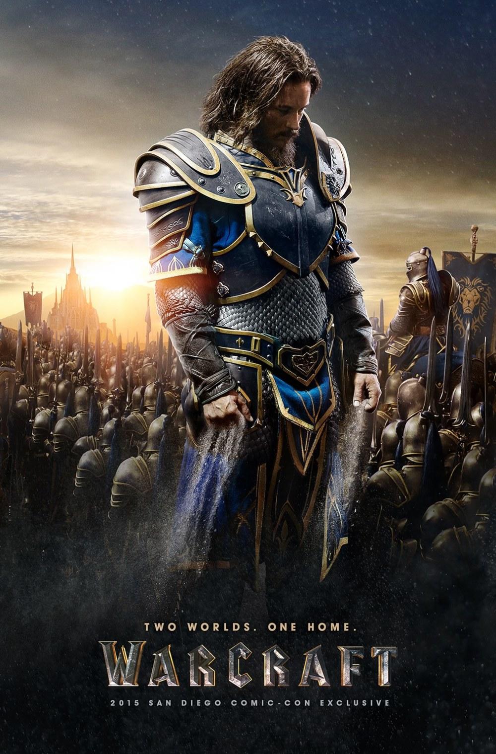 SDCC: Twee posters en eerste synopsis 'Warcraft'
