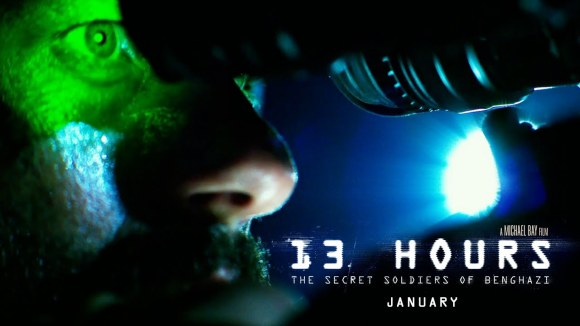 13 Hours: The Secret Soldiers of Benghazi - Green Band Trailer