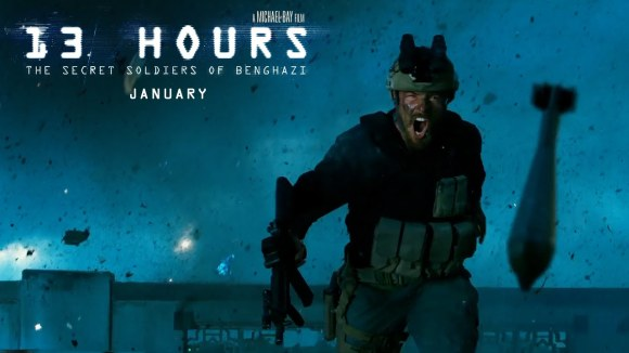 13 Hours: The Secret Soldiers of Benghazi - Red Band Trailer