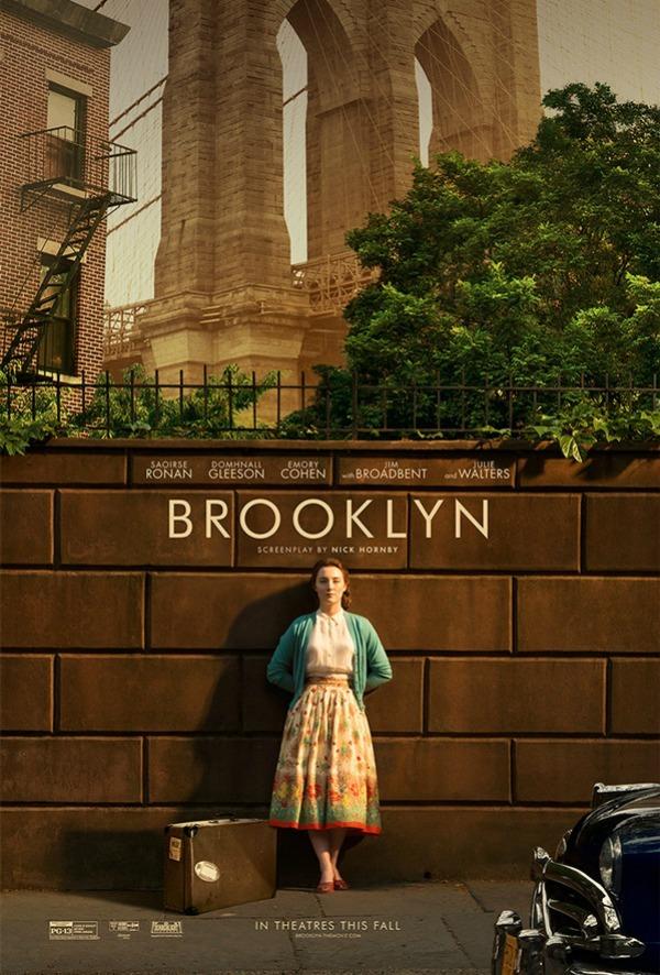 Romantiek in New York in eerste trailer 'Brooklyn'