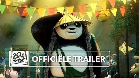 Kung Fu Panda 3 Officiële trailer