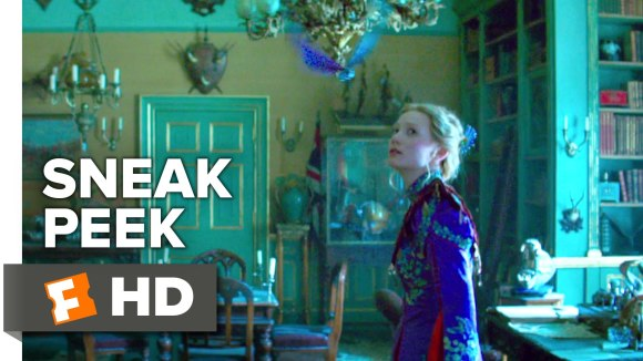Alice Through the Looking Glass tease #2