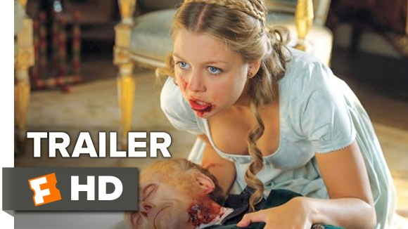 Pride and Prejudice and Zombies Trailer 2