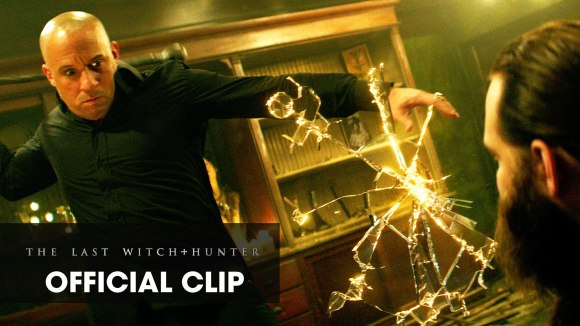 "The Last Witch Hunter (2015 Movie - Vin Diesel) Official Clip – ""Wake Up"""