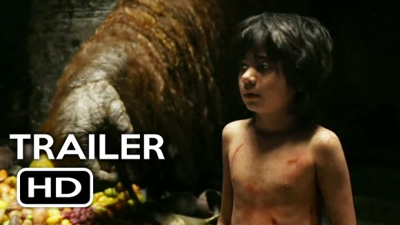 The Jungle book - Official International Trailer