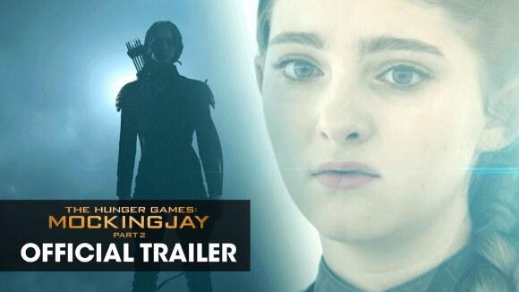 The Hunger Games: Mockingjay Part 2- Official Trailer 3 For Prim