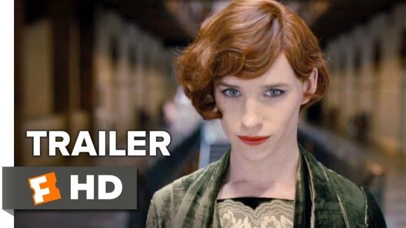 The Danish Girl - Official Trailer #1