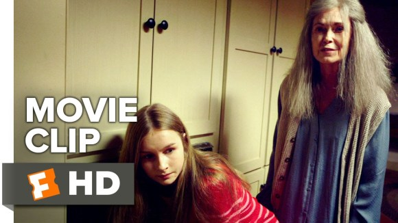 The Visit Movie Clip - Clean the Oven