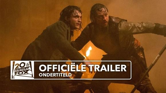 Victor Frankenstein - Officiële trailer #1