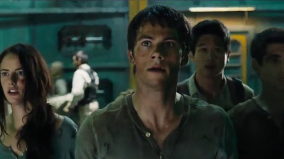 The Maze Runner: Scorch Trials - TV-Spot