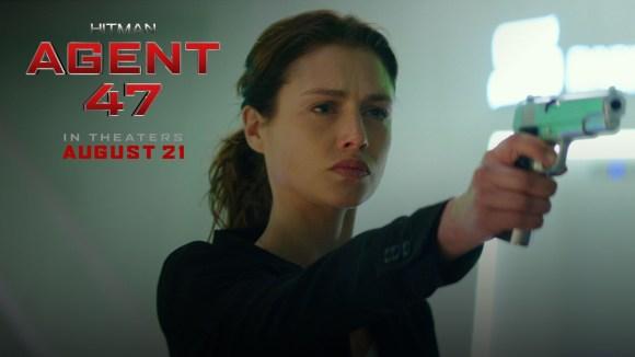 Hitman: Agent 47 - Creating Katia Van Dees featurette