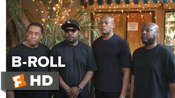 Straight Outta Compton - B-Roll #2
