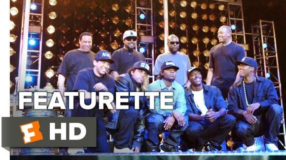 Straight Outta Compton - Featurette