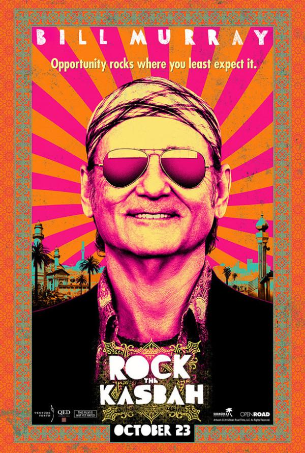 Bill Murray toert door Afghanistan in eerste trailer 'Rock the Kasbah'