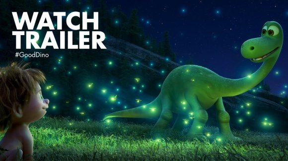 The Good Dinosaur - Official Trailer