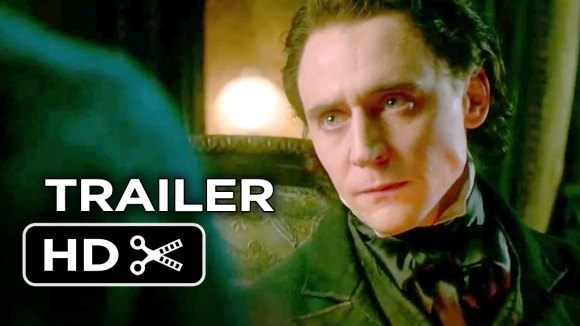 Crimson Peak - Official Trailer #1