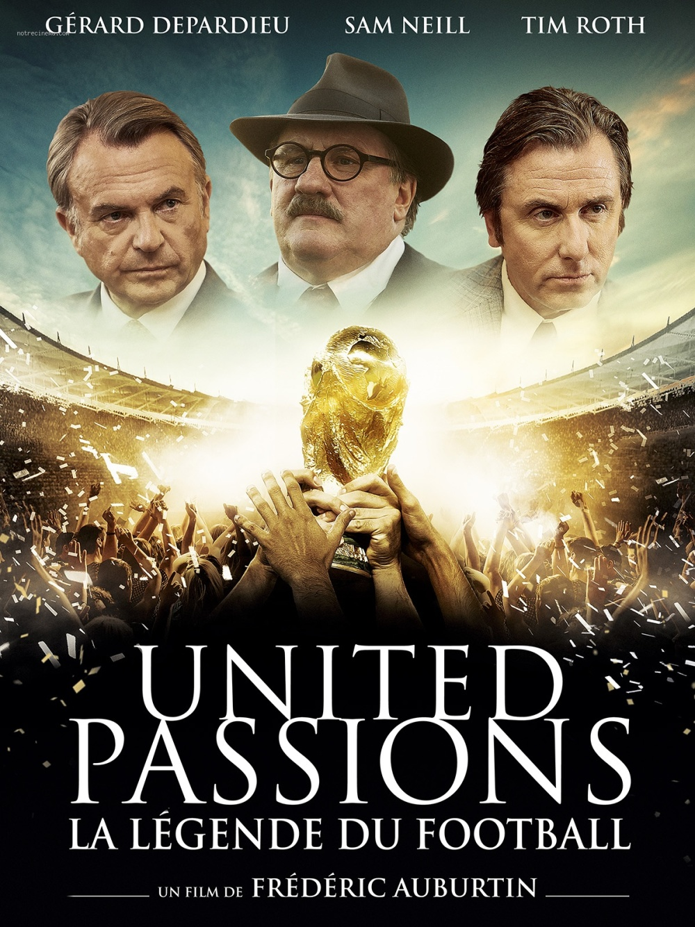 FIFA-film 'United Passions' slaat enorme flater