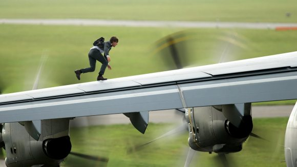 Mission: Impossible - Rogue Nation | Stunt