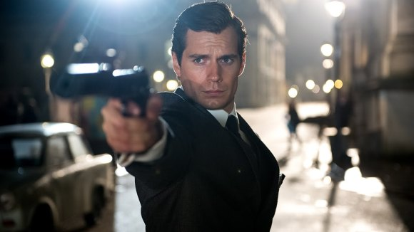 The Man from U.N.C.L.E. - Comic-Con Trailer