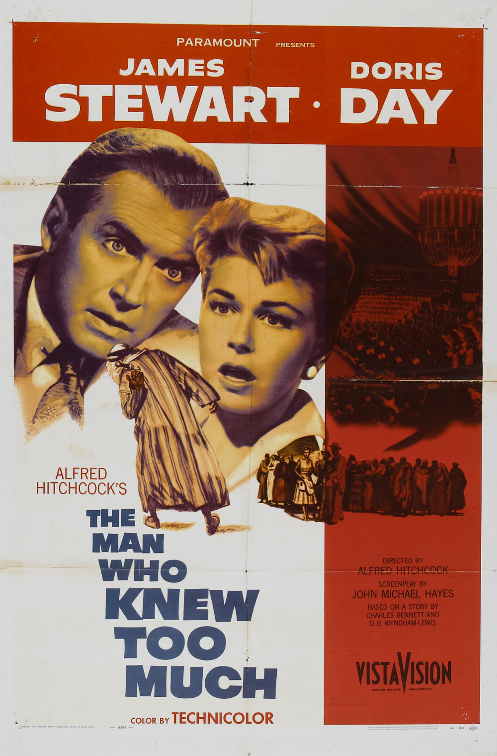 Flashback Friday: 'The Man Who Knew Too Much'