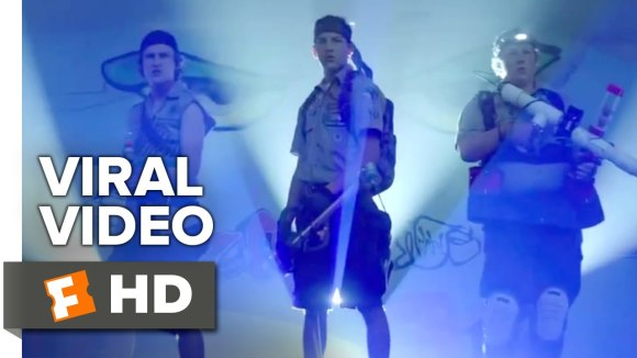 Scout's Guide To The Zombie Apocalypse VIRAL VIDEO - gearing up