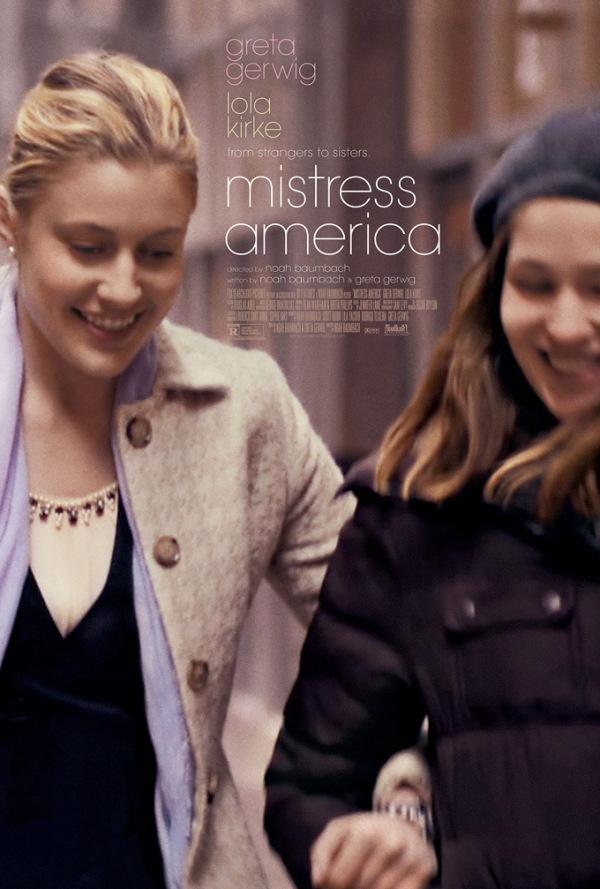 Trailer: Greta Gerwig als hippe zus in 'Mistress America'