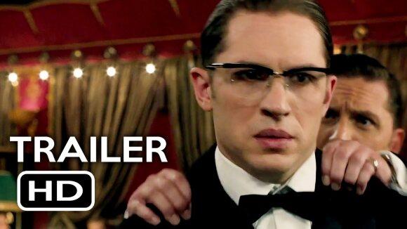 Legend - Trailer #1