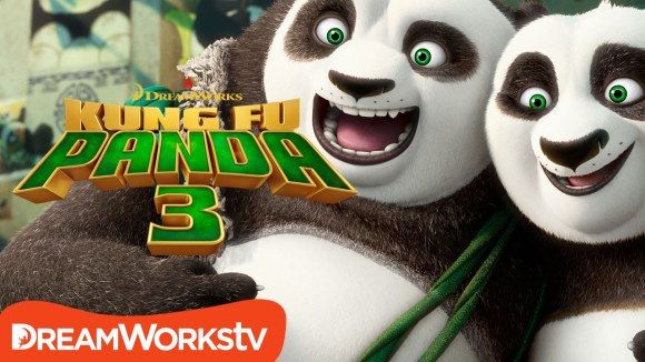 Kung Fu Panda - Official Trailer #1