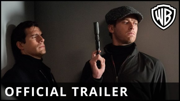 The Man From U.N.C.L.E. - trailer