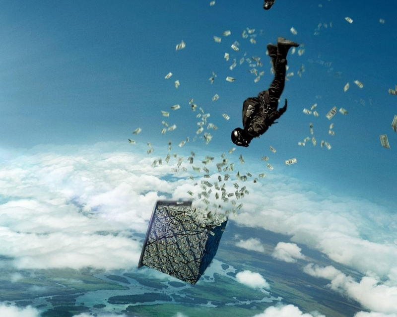 Extreme stunts in eerste trailer 'Point Break'