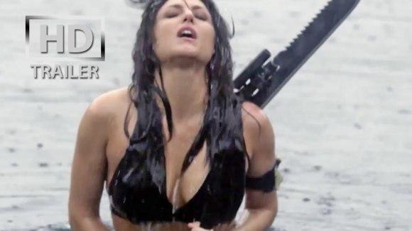 Sharknado 3: Oh Hell No! - trailer
