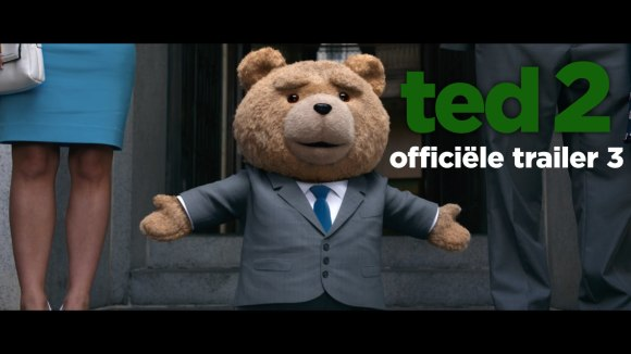 Ted - Official Trailer #3