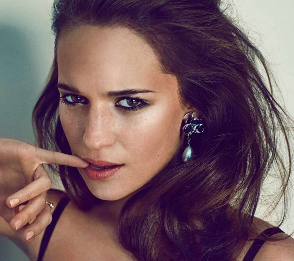 Alicia Vikander gecast in 'Assassin's Creed' en nieuwe 'Bourne'-film