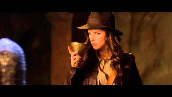 Red Nose Day: Indiana Jones with Anna Kendrick