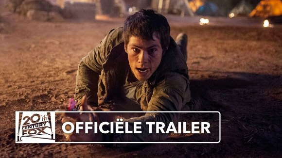 Maze Runner: The Scorc Trials - Officiële trailer 1