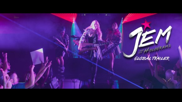 Jem and the Holograms - Trailer #1