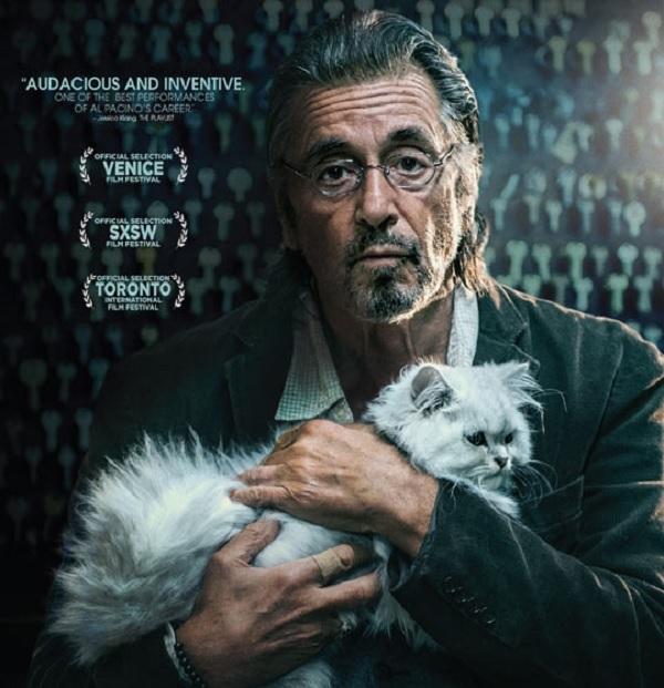 Al Pacino is terug in nieuwe trailer 'Manglehorn'