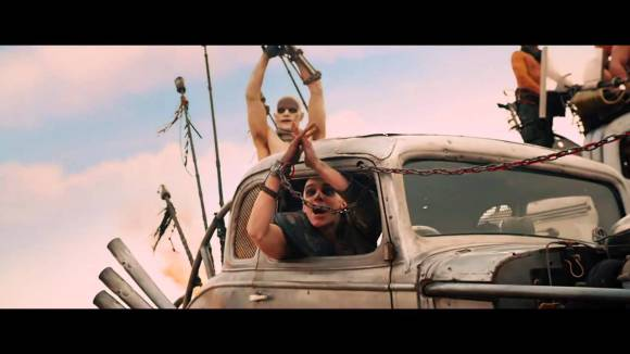 Mad Max: Fury Road - Clip #4